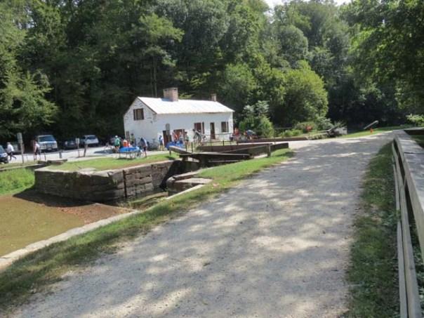 Water Stop - Swain's Lock House