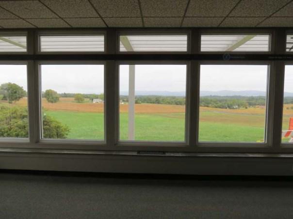 Antietam National Battlefield Presentation Room