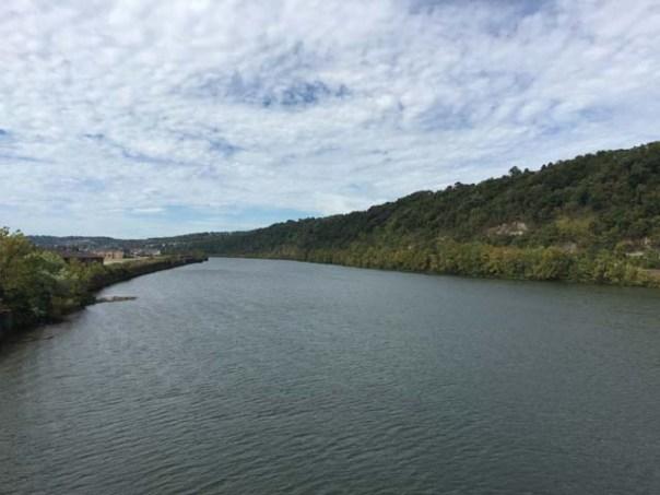 Monongahela River near McKeesport
