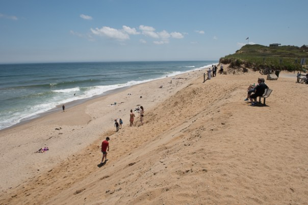A Beach in Wellfleet