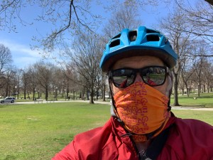 Protecting myself in Boston during COVID-19 pandemic