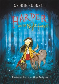 harper and night forest