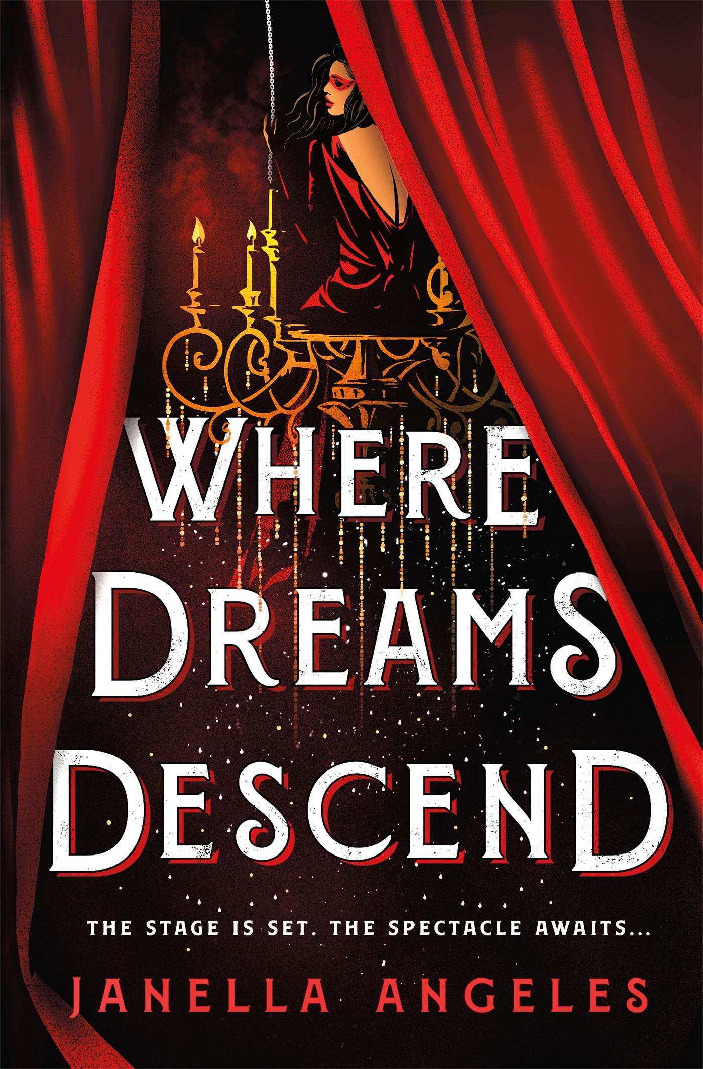 Where Dreams Descend by Janella Angeles (23 Books by Filipino Diaspora Authors For Your Shelf)