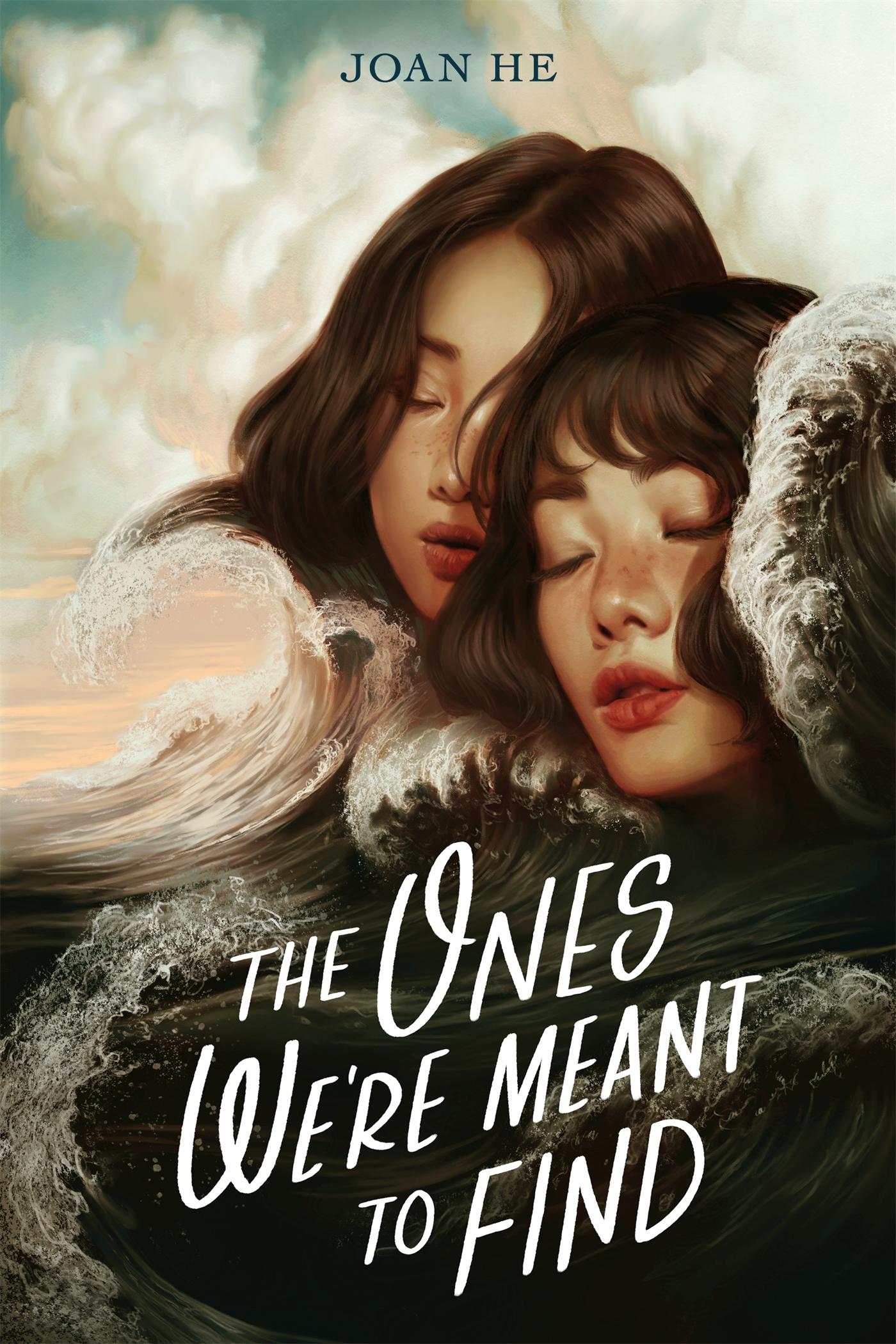 2021 book releases: The Ones We're Meant to Find by Joan He