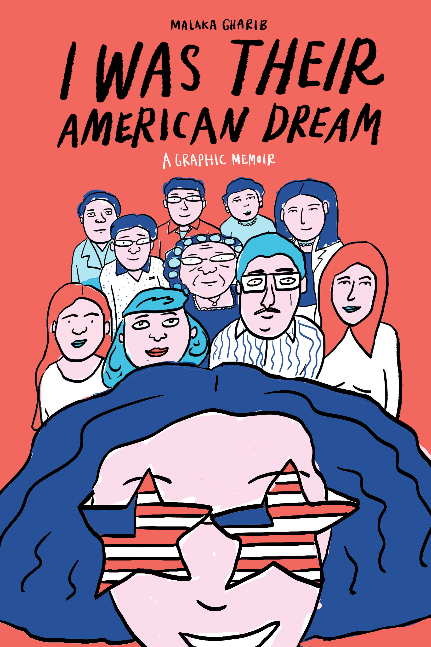 I Was Their American Dream by Malaka Gharib (23 Books by Filipino Diaspora Authors For Your Shelf)