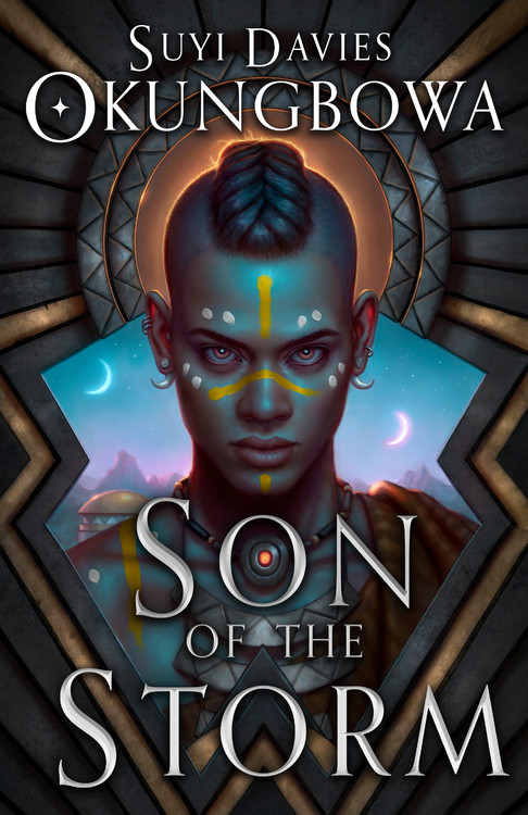 2021 book releases: Son of the Storm by Suyi Davies Okungbowa