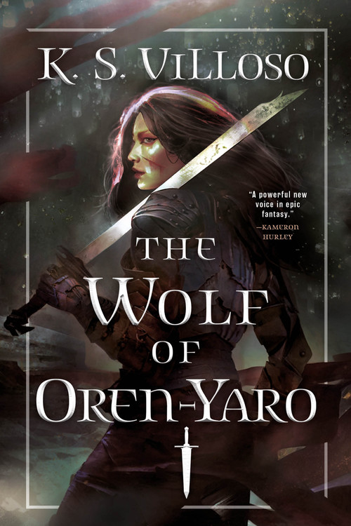 The Wolf of Oren-yaro by K.S. Villoso (23 Books by Filipino Diaspora Authors For Your Shelf)