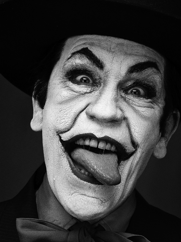 Herb Ritts / Jack Nicholson, London (1988) (B), 2014