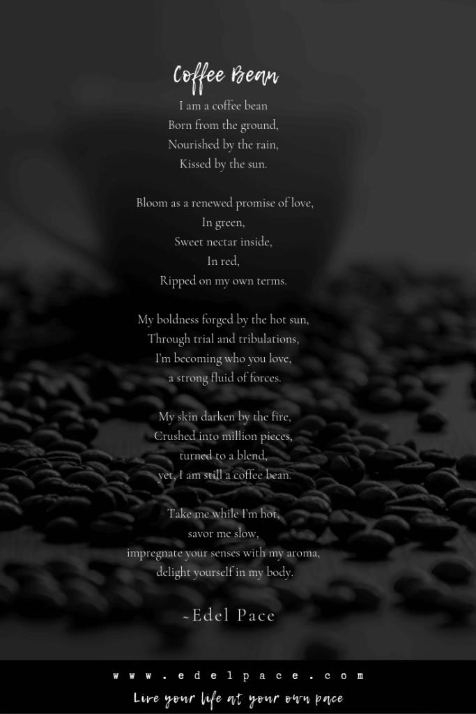 Coffee Bean Edel Pace