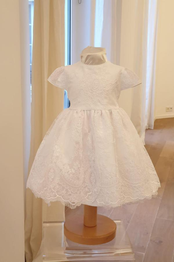 Robe Sissi blanche 145 euro