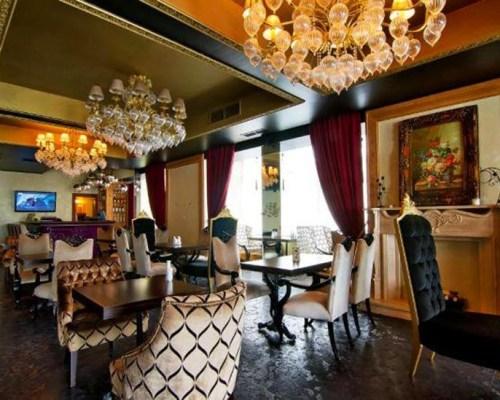 ресторан отеля Алекс