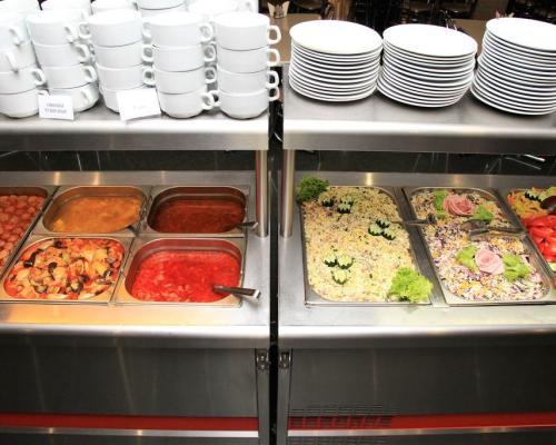 интер-сухум питание шведский стол