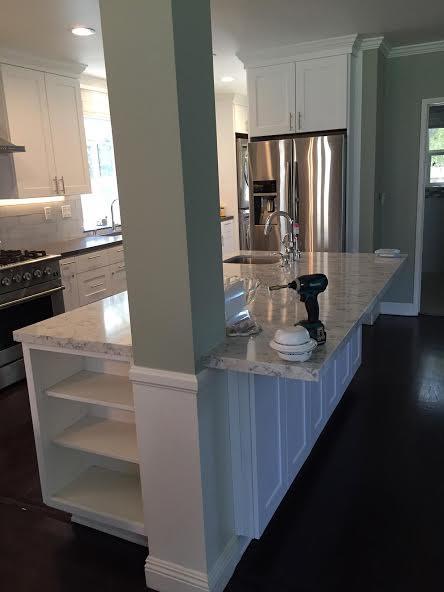 Pasadena Kitchen Remodel & Cabinet Install