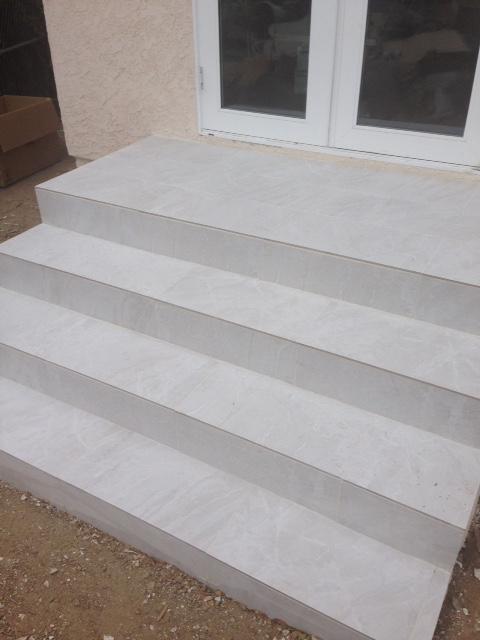 patio door steps eden builders