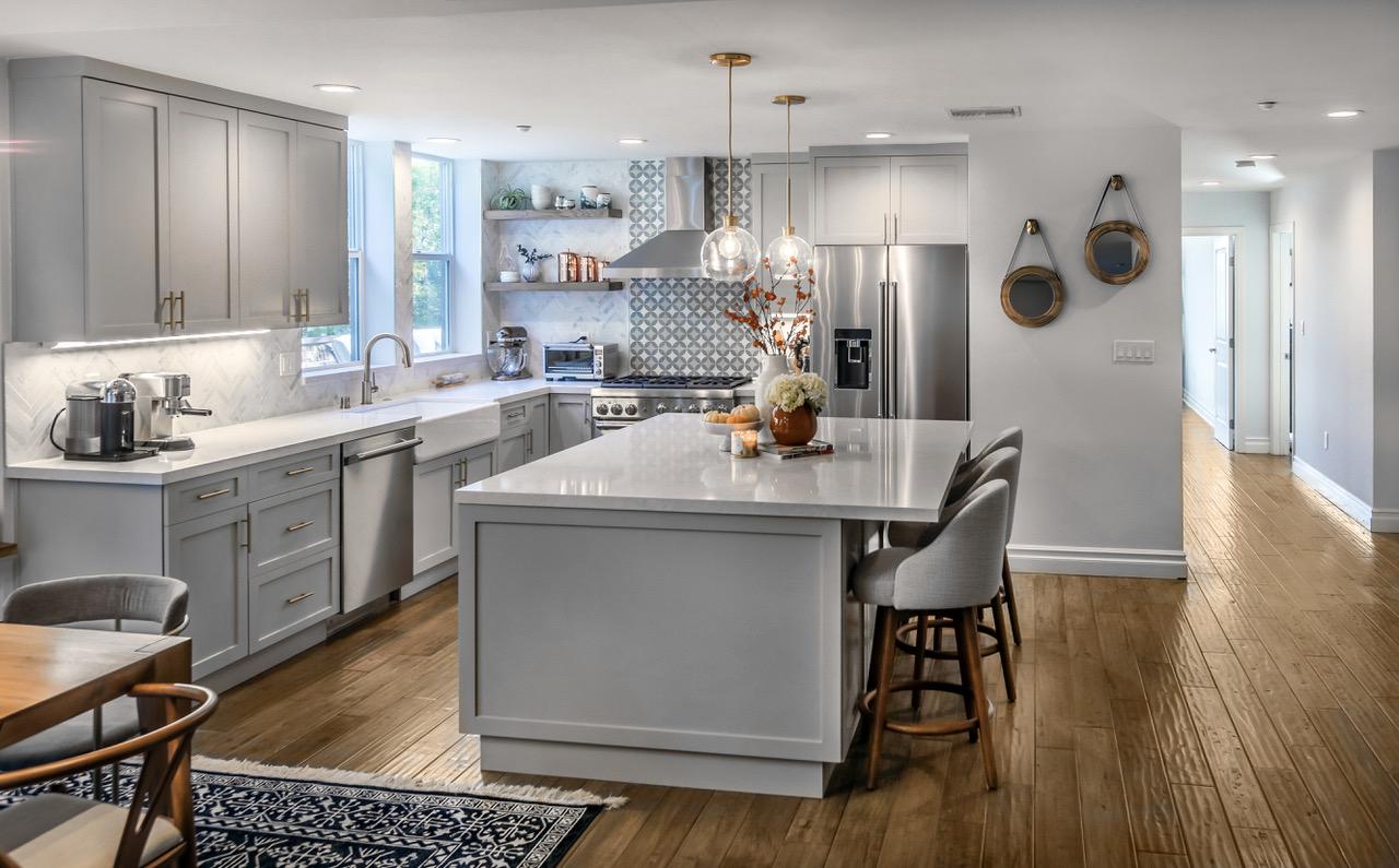 remodel kitchen estimate