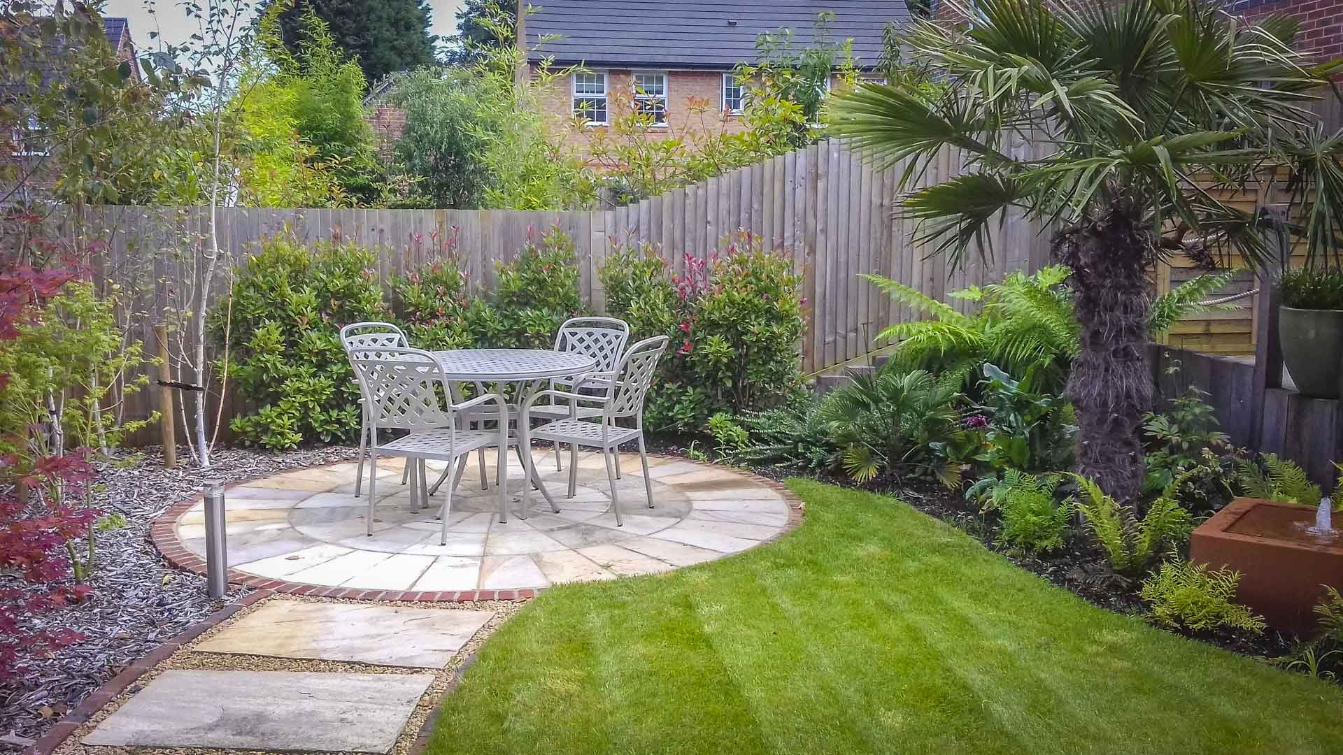 Garden Design Sus