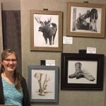 Sariah Wight 150x150 - May 19, 2-4 PM, meet pencil artist Sariah Wight