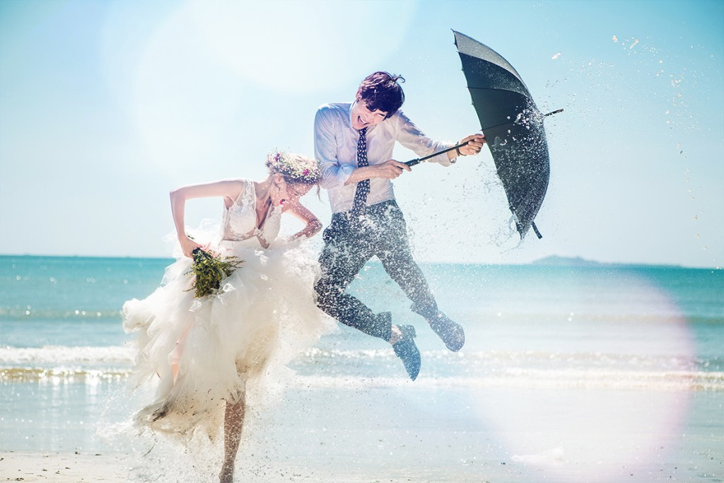 Prewedding自助婚紗攝影 台北婚攝熊大推薦-三亞婚紗攝影工作室