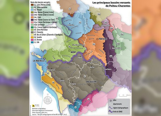 BLOG – SECHERESSE – Organisation en France Image bassins_versants_2014_ac_regions_hydro-01-8276b