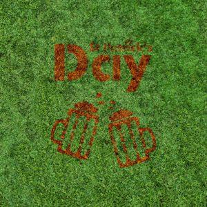 saint patrick's day vegetal color edencolor sur gazon