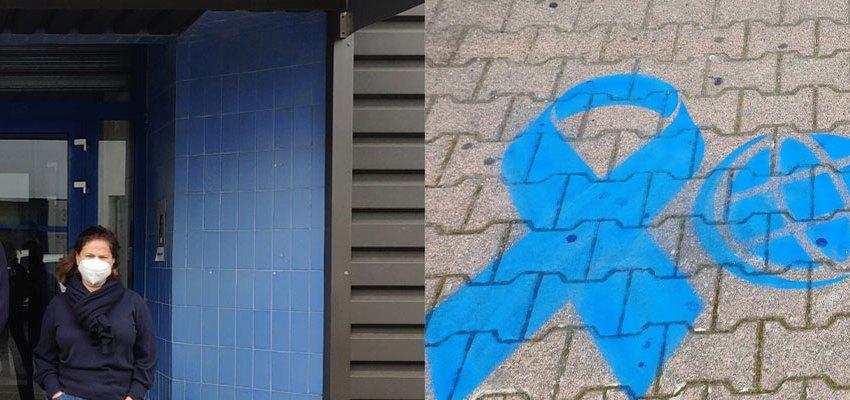 ISCT Mars Bleu edencolor
