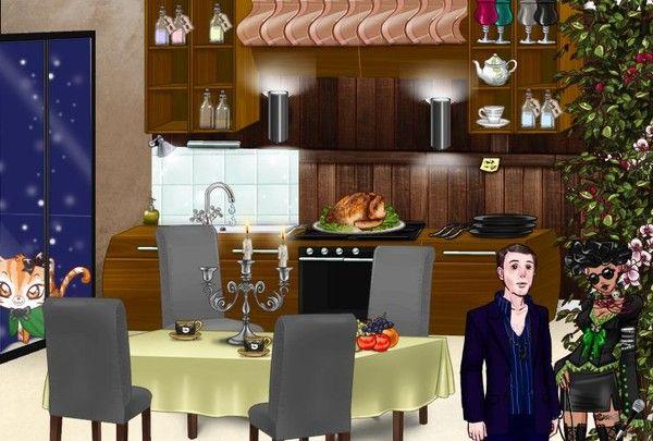 Logement De Ma Bimbo Cuisine