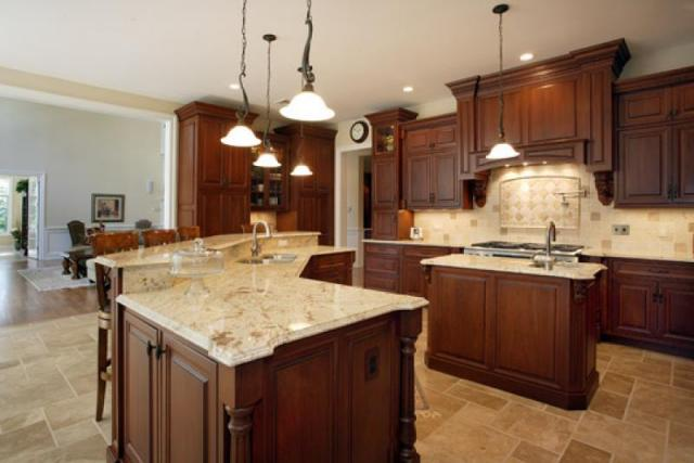 Gourmet Kitchen and Eating Area  Eden Estates