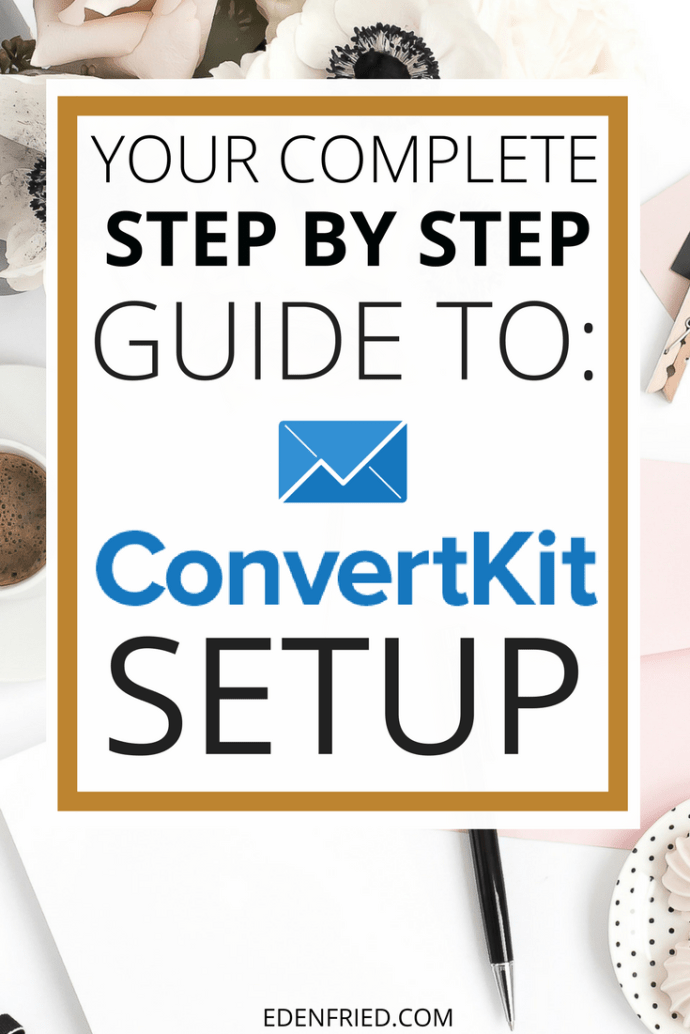 How To Setup ConvertKit – The Beginner's Guide. Learn how to setup convertkit to grow your blog and your email list.