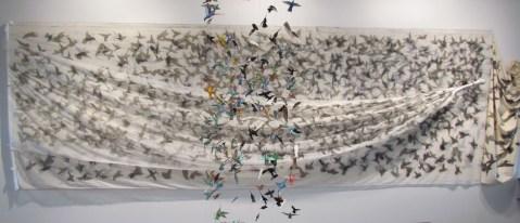 Hummingbirds, by Trevor Weekes