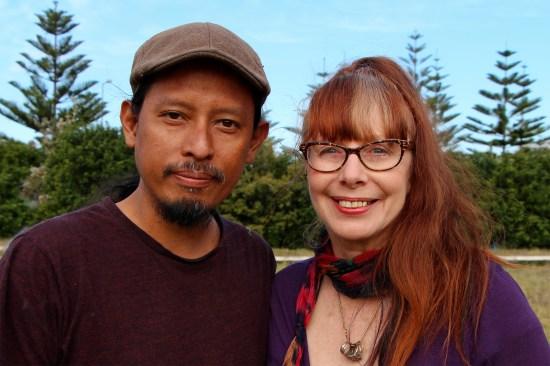 Johnanes Muljana and Pamela Lee Brenner - Fly Away