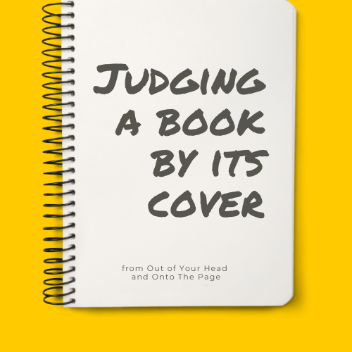 Judging Your Book By It's Cover