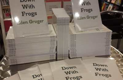 Down With Frogs Original Cover