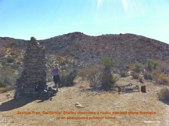 Garden designer Shirley Bovshow explores the beauty of the high desert at Joshua Tree, California.