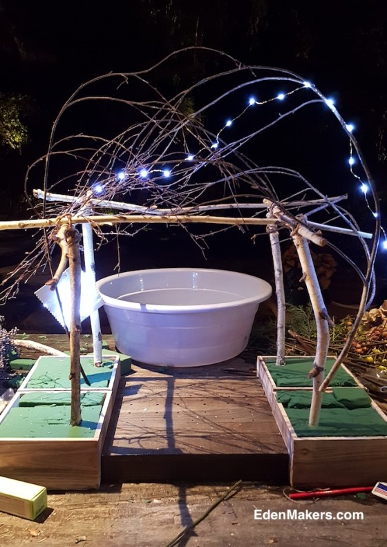 miniature-gazebo-birch-tree-branches-floral-foam-led-lights-patio-cover-shirley-bovshow-designer-edenmakers-blog