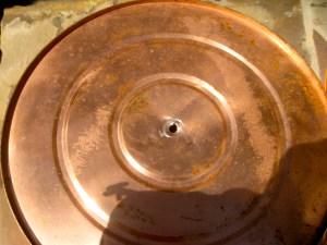 drainage hole