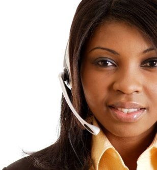 customer-services-black-lady