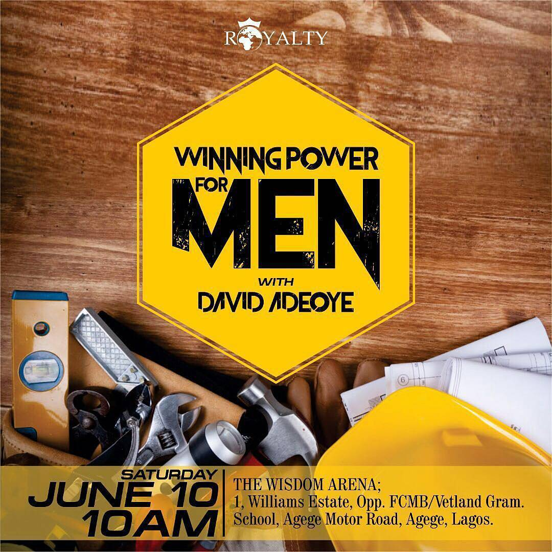 WINNING POWER FOR MEN