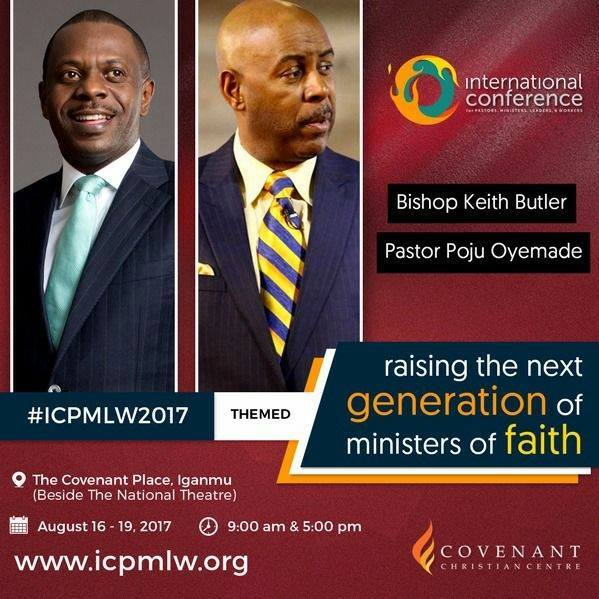 International Conference for Pastors/Ministers/Leaders/Workers