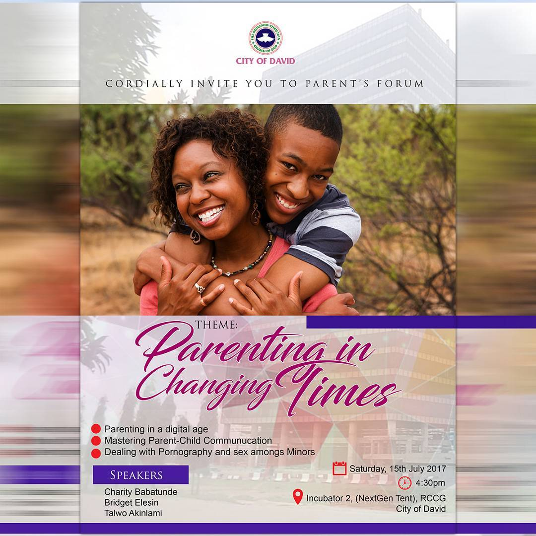 PARENTING IN CHANGING TIMES
