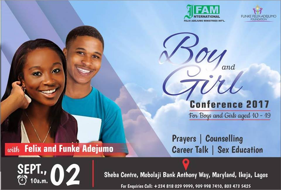 The Boy and Girl Conference