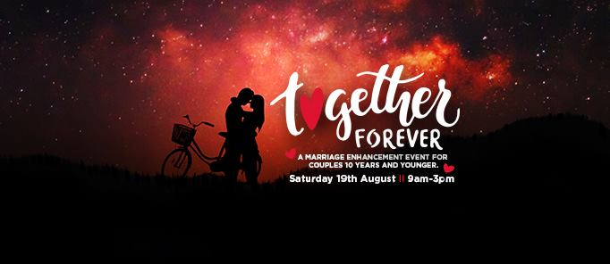 Together Forever: For married couples