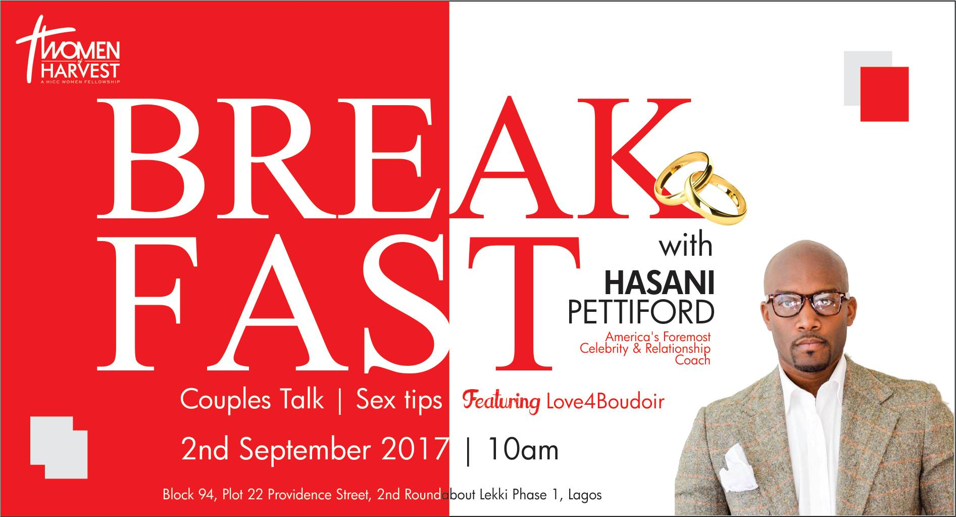Breakfast With Hasani Pettiford