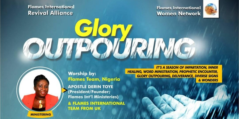 GLORY OUTPOURING