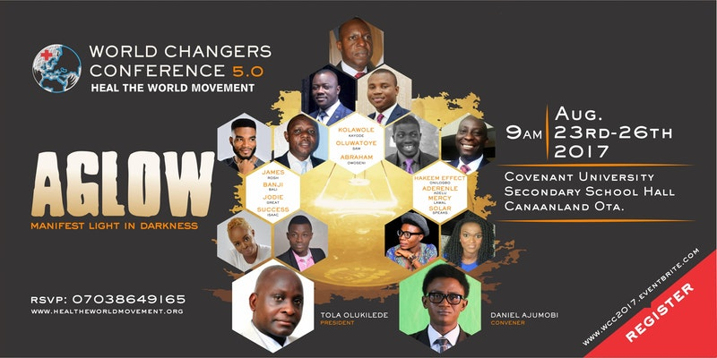 WORLD CHANGERS CONFERENCE 2017