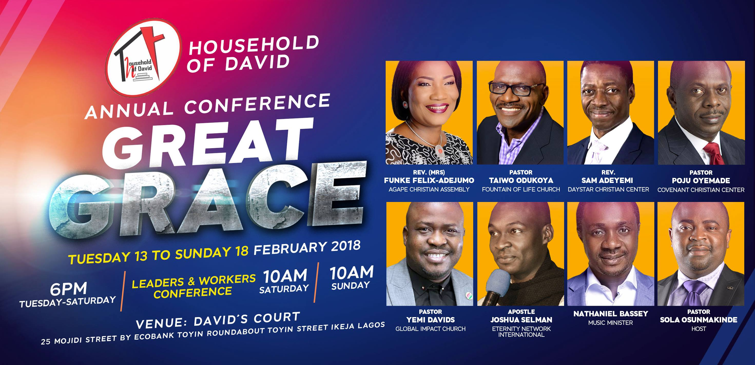 Great Grace Conference 2018