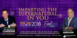 Excel 2018 Lagos - IMPARTING THE SUPERNATURAL IN YOU