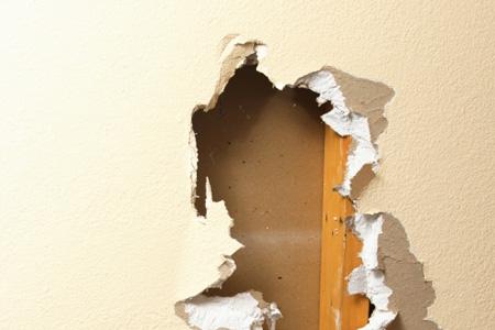 Local Drywall Repair in Howell MI