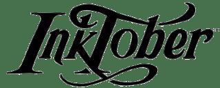 inktober logo black