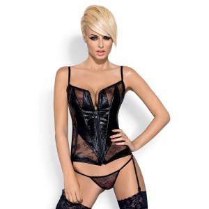 hipnotica-wetlook-corset-thong