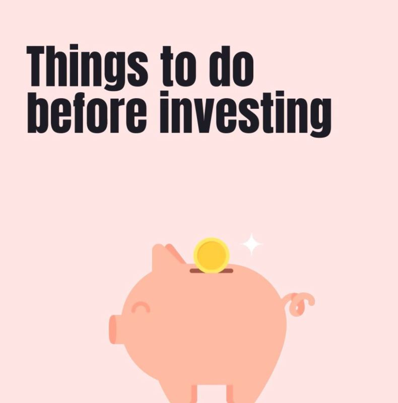 things to consider before investing